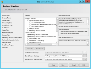 SQL Server Reporrting Services
